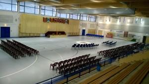Sportcsarnok 2.